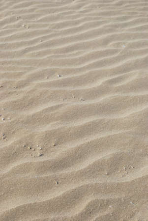 Rippled sand background as abstract texture