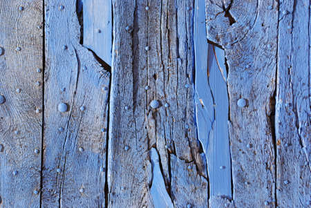 Vintage grunge blue wood wall texture background Stock Photo - 16767781