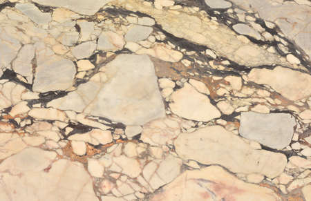 veining: Polychrome marble slab from a wall as background with veins