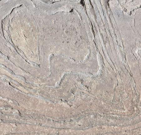 polychrome: Roman Forum ancient marble column as background Stock Photo