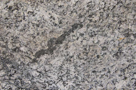 Grey old granite rock with quarts as background