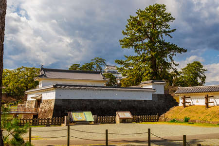 Visiting the Odawara Castle Park in Kanto Region