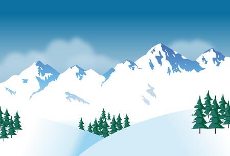 mountain: Mountain Illustration