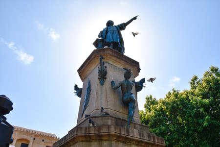 Statue of Christopher Columbus, Santo Domingo, Dominican Republic