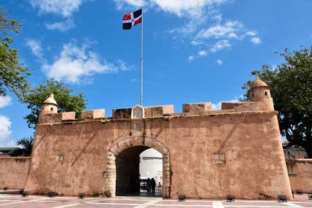 caribe: Porta Altar de la Patria, Santo Domingo, Dominican Republic