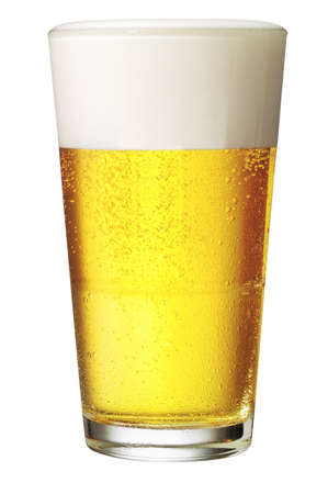 pilsner beer glass: Perfect glass of beer