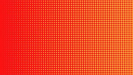 heller und reichhaltiger Hintergrund im Pop-Art-Stil EPS 10