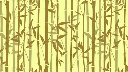 Bamboo forest for background, pattern.