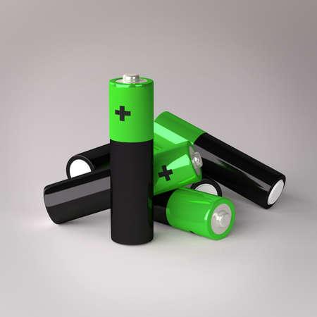 Batteries Stock Photo - 17995632