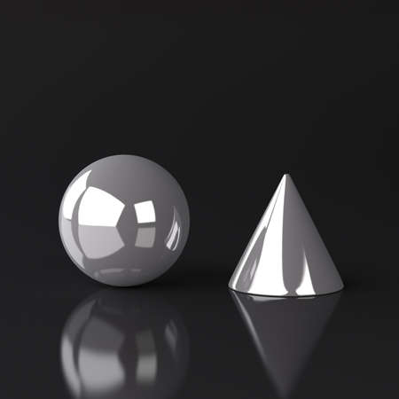 Sphere and Cone