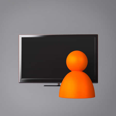 LED TV and User