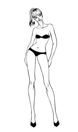 Female Fashion dummy