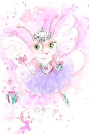 pink plumeria: princess