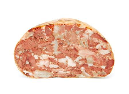 entrails: pork entrails sausage
