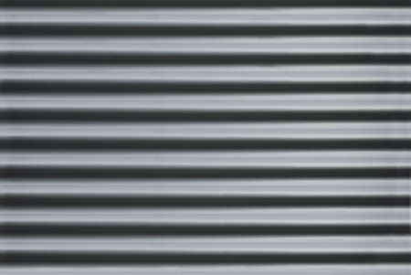 corrugated metal texture Stock Photo