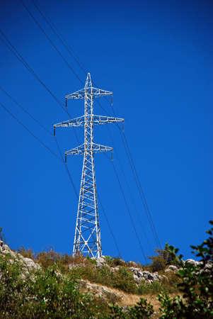 electricity pole photo
