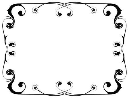 etiqueta: vector frame