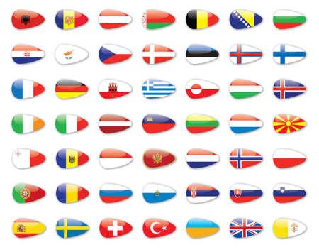flag croatia: banderas