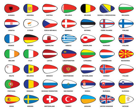 flags Stock Photo - 8114984