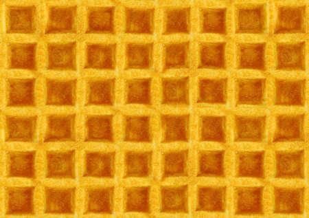gofres: textura de oblea  Foto de archivo