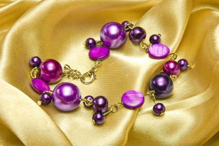 bead jewelry: bracelet
