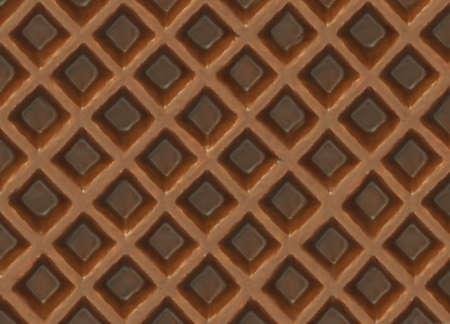 chocolate waffle texture photo