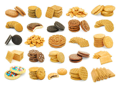 crackers: biscuits collection