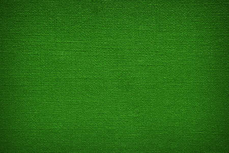burlap texture: green burlap Stock Photo