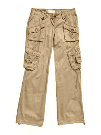 isolated pants