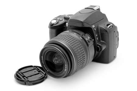 reflex camera: professional camera