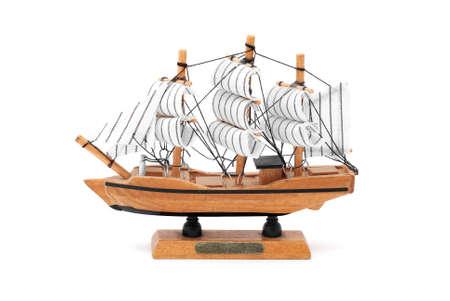 sail ship model photo
