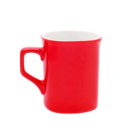 red mug Stock Photo - 9568603