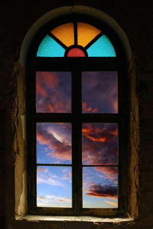 curch window