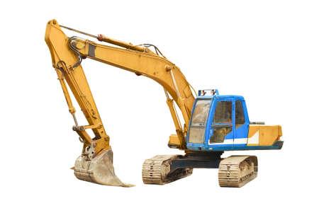 excavator Stock Photo - 9568609