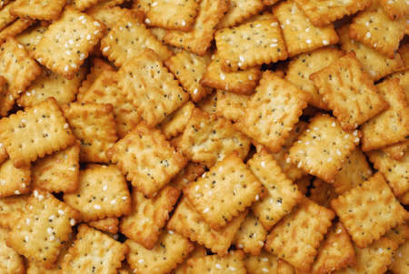biscuit texture Stock Photo