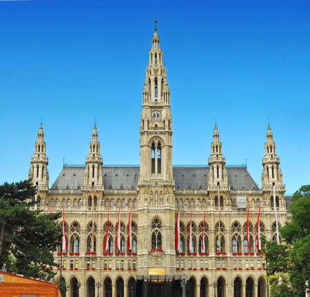 wiedeń: Ratusz w Wiedniu