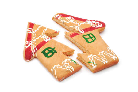 gingerbread house Stock Photo - 10431558