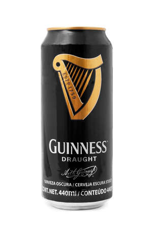 cerveza negra Guinness
