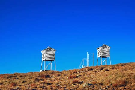 weather towers photo