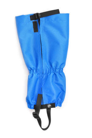 gaiters: snow protection gaiters on white