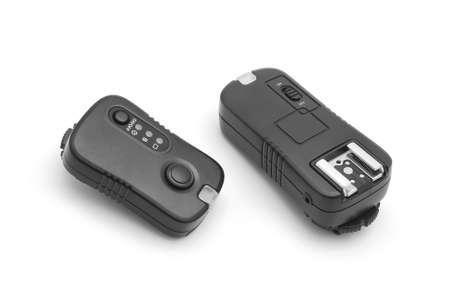 desencadenar: disparador de flash inal�mbrico y el transmisor