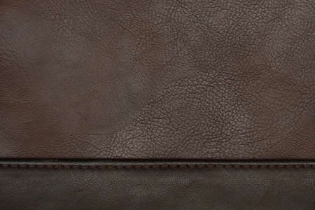 brown leather texture closeup detail photo