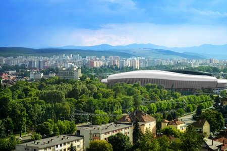 napoca: Cluj Arena in Cluj Napoca, Romania