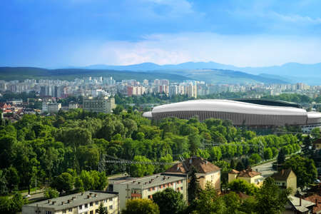 cluj: Cluj Arena in Cluj Napoca, Romania