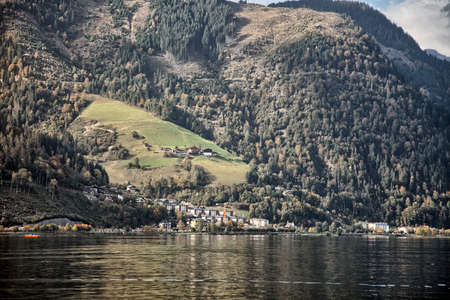 zell am see: Zell am See, Austria Stock Photo