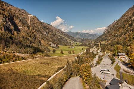kaprun: Near Kaprun - Zell am See, Austria