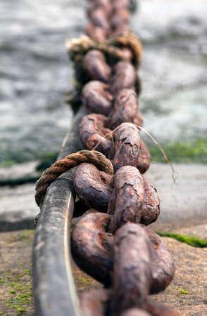 rusty: Rusty chains