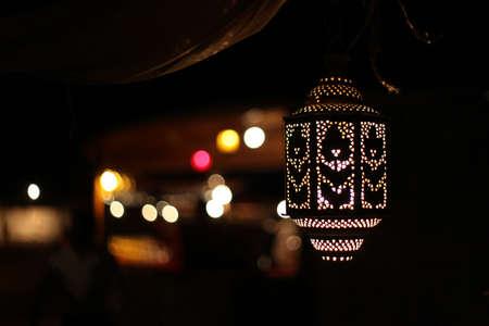 Arabic lamp Imagens - 43356599