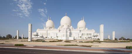 emirates: Zayed mosque, Abu Dhabi, United Arab Emirates