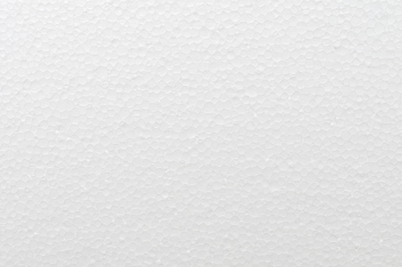 White polystyrene high definition texture Stock Photo